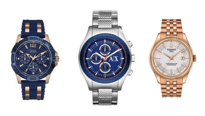 Ceasuri pentru bărbații moderni